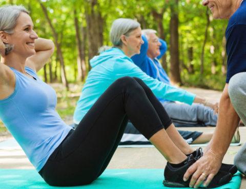 biciklizam, gimnastika, grupni treninzi, joga, pilates, prehrana, sport, stres, teretana, vježbanje