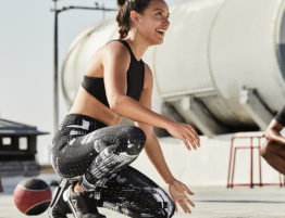 Elle Lux, fitness, reebok, reebok lux tajice, tajice, vježbanje, ženska linija
