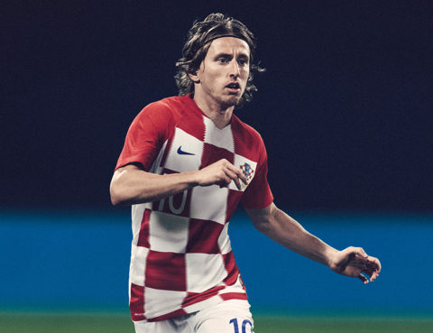 dresovi, Hrvatski dres, Luka Modrć, navijaći, nike, nogomet, Svjetskog nogometnog prvenstva 2018, Vatreni