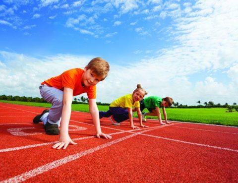 Djeca, Fitness, Novosti, Prehrana, Savjeti, Sport