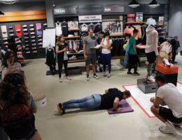 challenge day, nike, Nike store, sport&moda, Supernova
