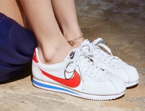 Marija Sharapova, moda, nike, Nike Cortez, obuća, sport, trčanje